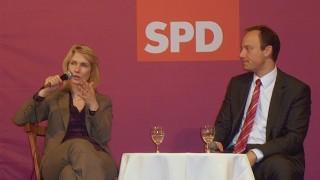 Wahlkampfauftakt mit Manuela Schwesig im Südkreis